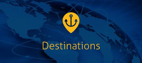 Rutas y Puertos - Routes & Ports